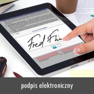podpis elektroniczny białystok